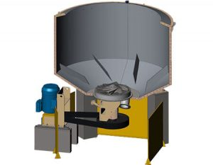 hydraulic pulper